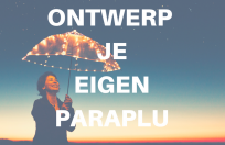 Ontwerp je eigen Paraplu