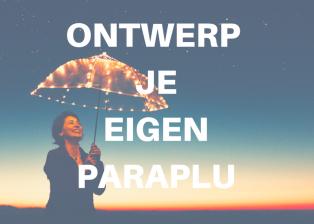 Ontwerp je eigen paraplu selma foeken for Ontwerp je eigen kantoor