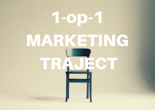 1-op-1 marketingtraject Selma Foeken